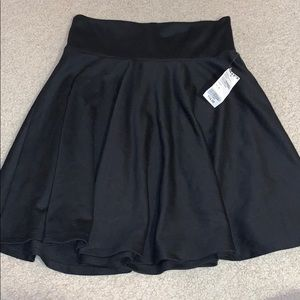 Cute Black Skirt